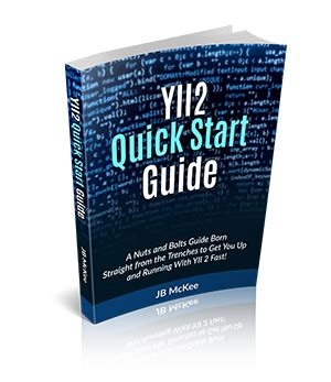 Yii2 Tutorial Guide | yii2 guide tutorial