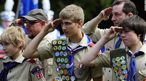 what is the boy scout s name in the film up boy scouts change policy on gay leaders cnn