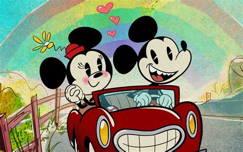 New Mickey by Disney Unveils Mickey Mouse Ride Travel Leisure