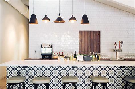 Carreaux De Ciment Cuisine Mur by Cuisine Avec Carreaux Ciment Styles Accueil Design Et