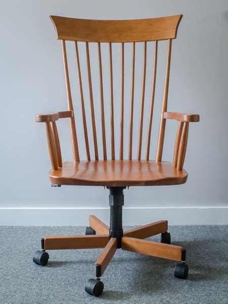 Shaker Furniture Of Maine by Shaker Furniture Of Maine 187 Scranton Desk Chair