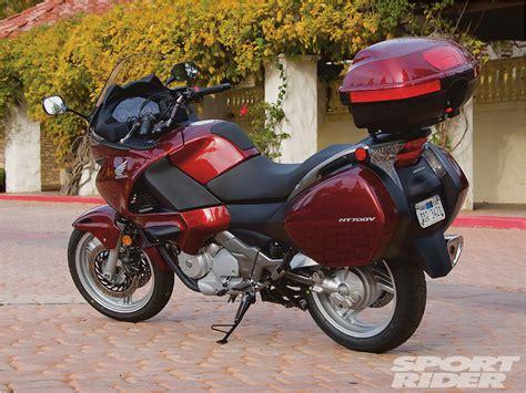honda deauville honda nt700v deauville 2006 onwards adjustable motorcycle