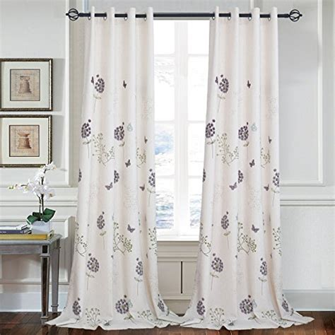 cream linen curtains giveaway cream white linen curtains grommet
