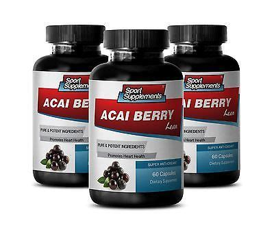 Acai Berry Detox Cleanse Side Effects by Weight Loss Acai Berry Pills Digestposts