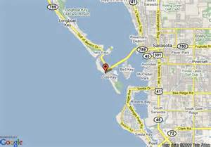map of hotels in sarasota florida map of inn lido sarasota