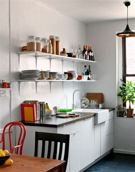 creative small kitchen ideas 45 creative small kitchen design ideas digsdigs