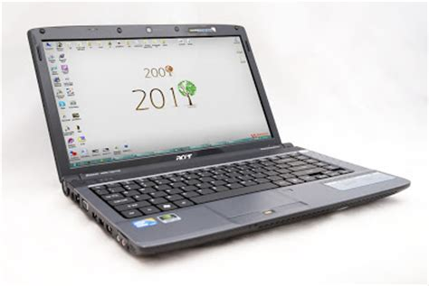 laptop review acer aspire 4740g review details i5