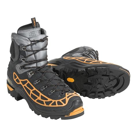 aku boots aku usa spider tex 174 mountaineering boots for