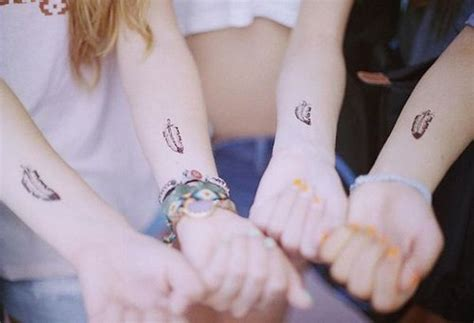 bestfriend matching tattoos 88 best friend tattoos for bffs
