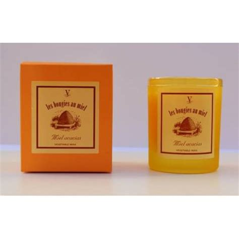 Buy Handmade Candles - aromatic candles collection acacia honey essences