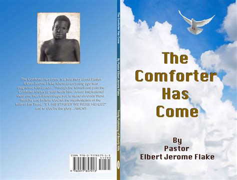 the comforter has come the comforter has come by trinity publshing 15 95