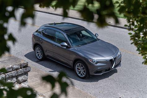 2018 alfa romeo stelvio 2018 alfa romeo stelvio drive automobile magazine