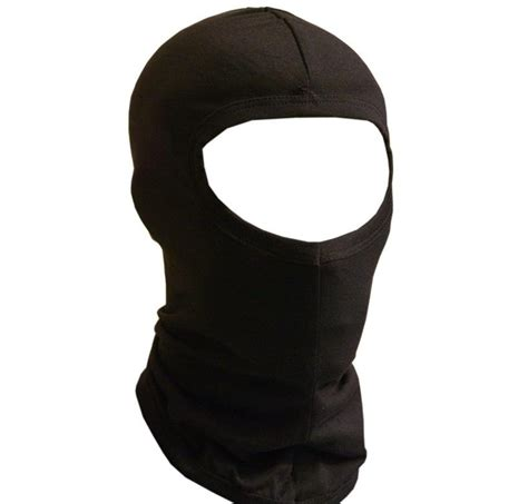 black silk balaclava from jasmine silk