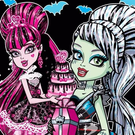 monster high coloring pages sweet 1600 1000 images about draculaura and frankie on pinterest