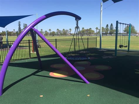 langley swing langley park playground perth