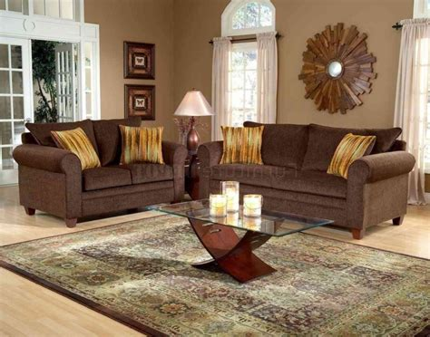 epic living room ideas with brown couches for rugs