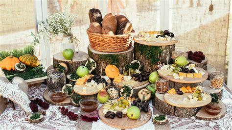 Decoration Buffet Froid Mariage by 12 Id 233 Es Pour Un Joli Buffet De Mariage Fait Maison Mon