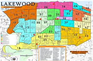 Map Of Lakewood Ohio by Voting Map 2016