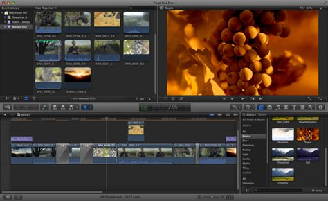 final cut pro audio effects how to apply special effects to your videos in final cut