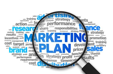 create a blueprint how to create a marketing plan 8 steps overview