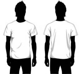 illustrator t shirt template vector boys t shirt template front and back