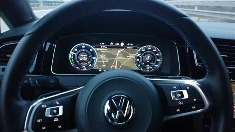 volkswagen adaptive cruise control acc  volkswagens safe distance technology drive test