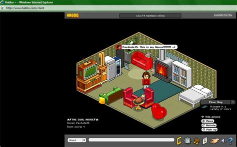 gaming chat rooms habbo hotel review