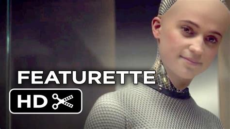 eva ex machina watch how eva was created in this ex machina featurette