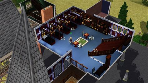 ravenclaw house hogwarts in sims3 hogwarts house rivalry photo 17806734 fanpop