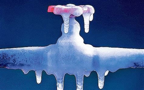 frozen hot water pipes how to prevent pipes from freezing what to do if they
