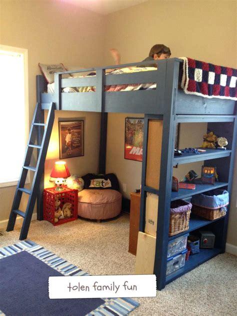 Ideas For Loft Bunk Beds Design Built In Loft Bed Designs Built In Bunk Bed Designs Alainthebault