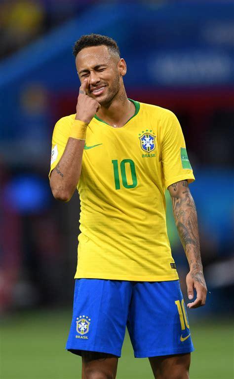 neymar jr   brazil  belgium quarter
