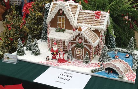 Gingerbread Houses For Sale by Gingerbread House For Sale For A Cause Aspentimes
