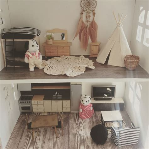 kmart dolls house 17 best images about dockhus on pinterest sylvanian families mini houses and dollhouses