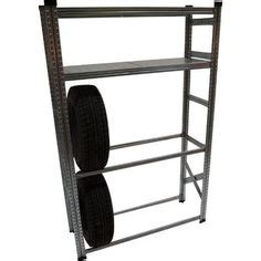 Tire Shelf by 1000 Images About Garage On Car Garage