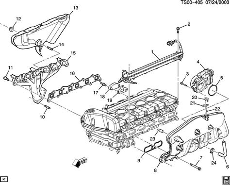 2006 chevy trailblazer parts diagram chevy trailblazer engine diagram get free image about