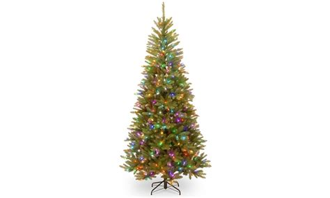 taking lights off pre lit tree 53 off on pre lit christmas trees stands groupon goods