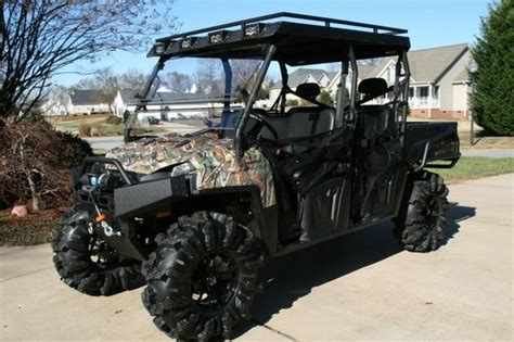 the 4 seater lookin atvs