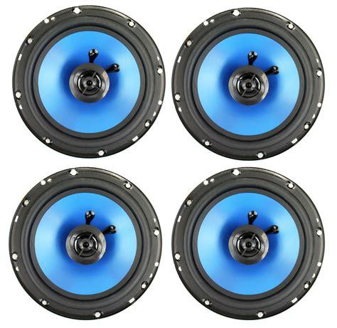 Speaker Gmc 300 Watt 4 q power 6 5 quot 300 watt 2 way blue car audio stereo