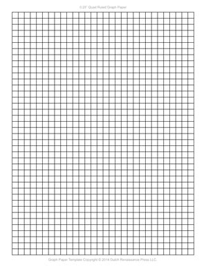 printable quad paper graph paper template 1 4 inch letter pdf printables
