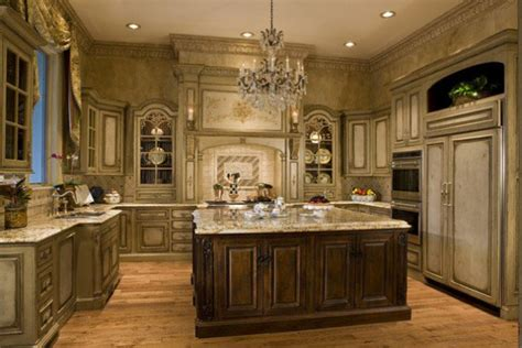 luxury kitchen cabinets design 18 luxury traditional kitchen designs that will leave you