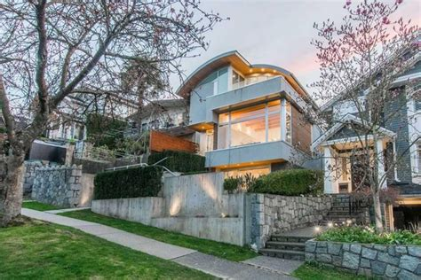 blog vancouver modern architectural houses  sale