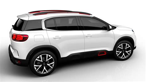 most comfortable suvs citroen debuts all new c5 aircross dubbed quot most