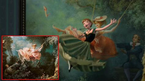 who painted the swing mary poppins homage frozen 18 amazing in jokes you may