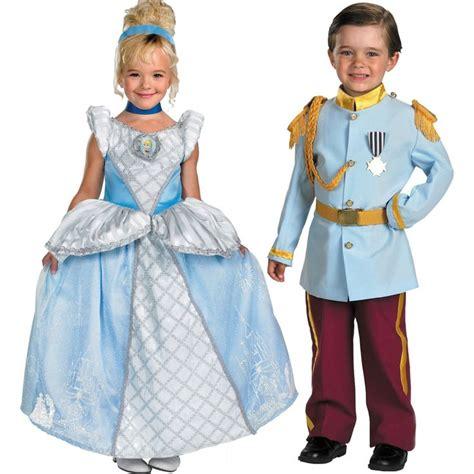 disney cinderella and prince charming child toddler