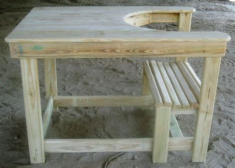 homemade shooting bench plans 25 best ideas about shooting bench on pinterest