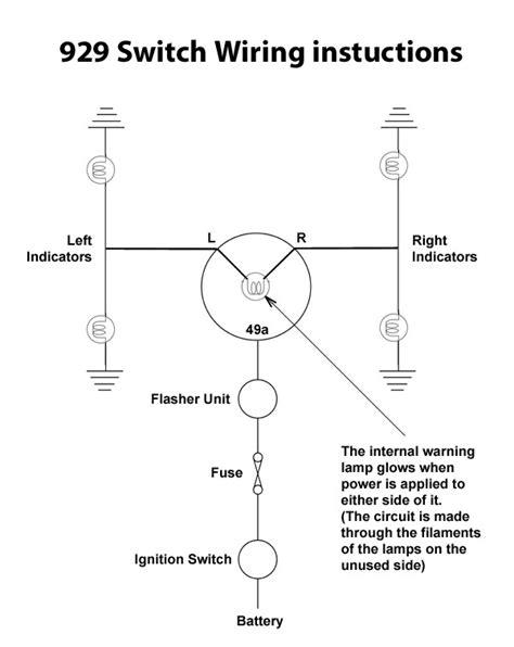 929 indicator switch illuminated indicator switch