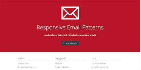 html email template available for you now responsive email templates playground from zurb autos post