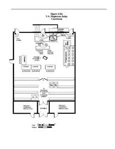 courtroom floor plan magistrate courtroom layout