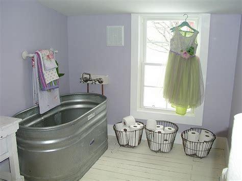 Trough Bathtub by Bathroom Water Trough Bath Tub The Home